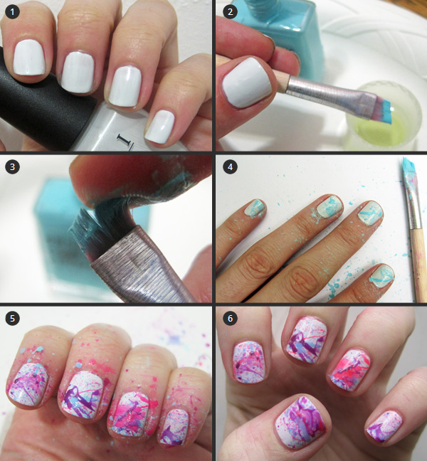Top 15 Easy To Do At Home Nail Art Designs For Beginners