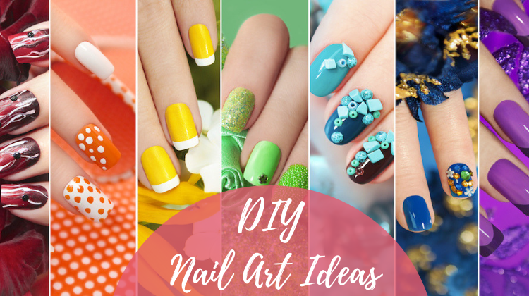 Top 15 Easy To Do-At-Home Nail Art Designs For Beginners