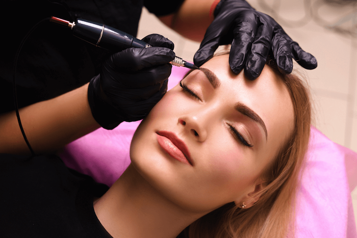 microblading eyebrows cost