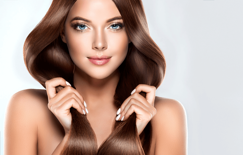 hair color highlights for indian skin